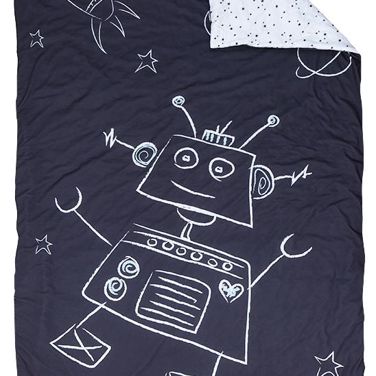 שמיכה רובוט גדול