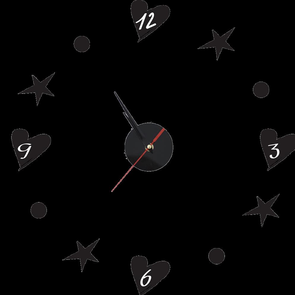 שעון פנדה גדול